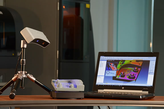 Digitalização 3D Versus Design
