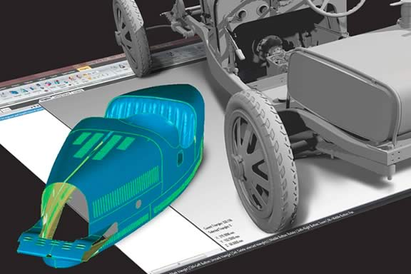 Versus Design representante 3D Systems