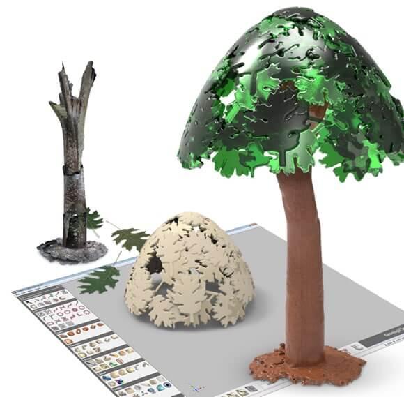 Software 3D Geomagic Sculpt