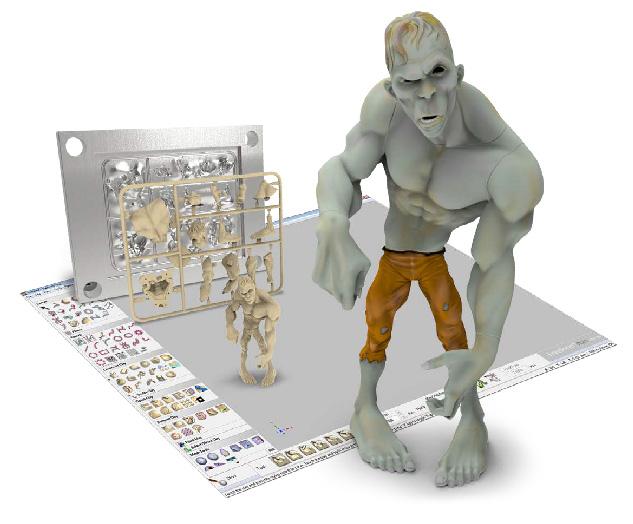 Software para modelamento 3D