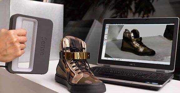 Scanner 3D Portatil