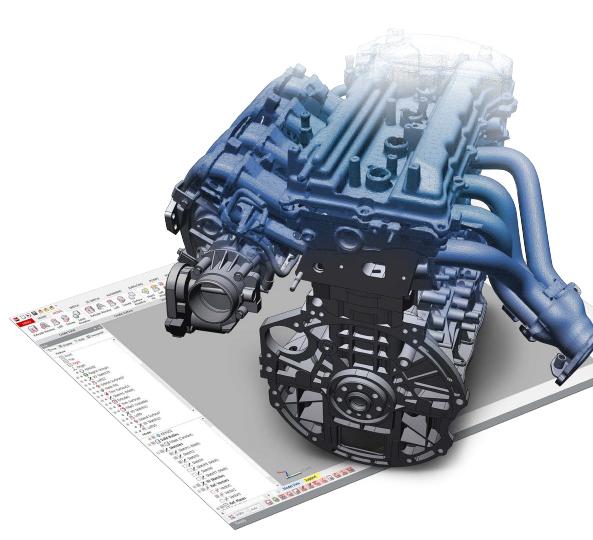 Modelagem no DesignX Software 3D